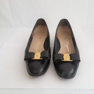 Women Salvatore Ferragamo Pump Shoe Size B'8 Italy